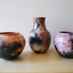 Some of my pit-fired  pieces